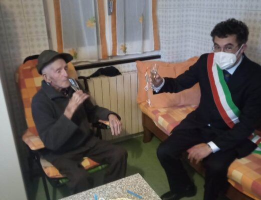 103 anni Luigi Chiesa