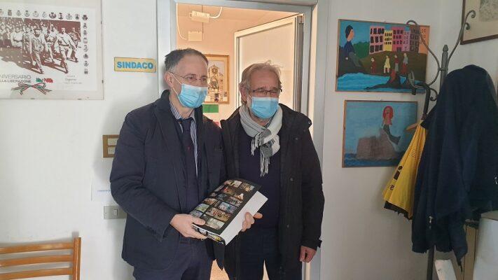 Paolo Petralia e Gino Garibaldi