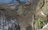 intervento soccorso alpino sul maggiorasca