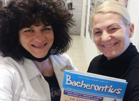 Caterina Tisselli e Letizia Casadei