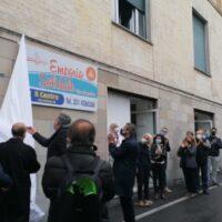 inaugurazione emporio solidale rapallo