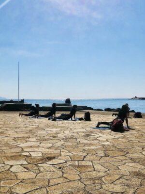 yoga piazza del sole_santa margherita ligure