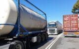 camion aurelia lavagna