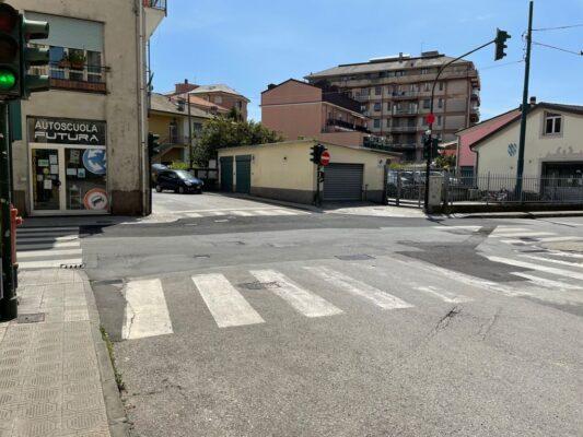 Via Ugolini e Via Piacenza