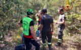 soccorso escursionista alture moneglia