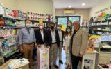 Anniversario inaugurazione farmacia comunale