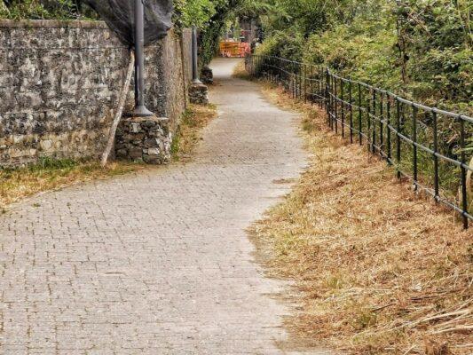 pista ciclabile Lavagna