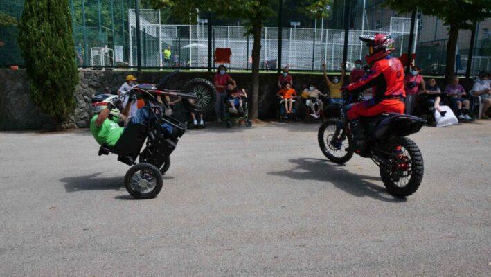 """""""Mask to Ride 2.0 – Nessuno escluso"""": al Centro Benedetto Acquarone il viaggio che abbina sport e solidarietà"""