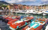 primi arrivi al Tributo a Carlo Riva di Santa Margherita Ligure 2021