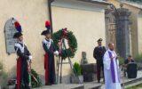 cerimonia carabiniere albino badinelli