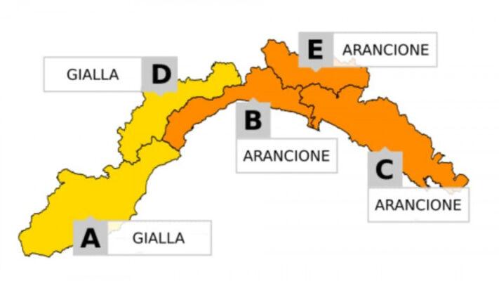 ARANCIO E GIALLA