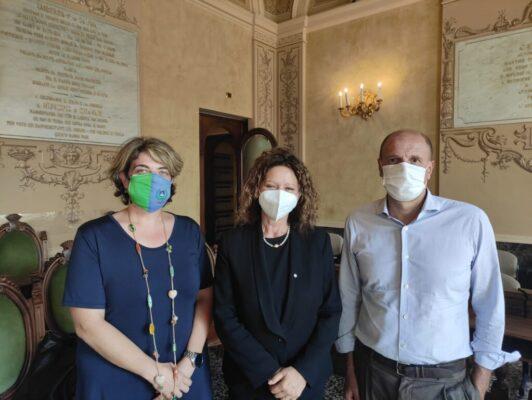 Silvia Stanig, Alessandra Ferrara, Antonio Segalerba